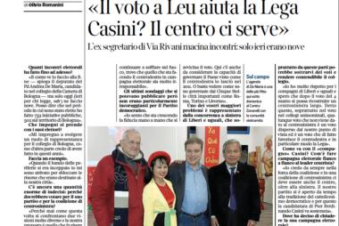intervista Corriere Bologna